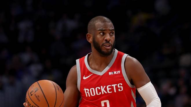 Chris Paul sprang für James Harden in die Bresche