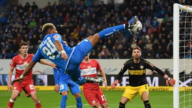 Die TSG 1899 Hoffenheim zeigte keine Gnade mit dem dezimierten VfB Stuttgart