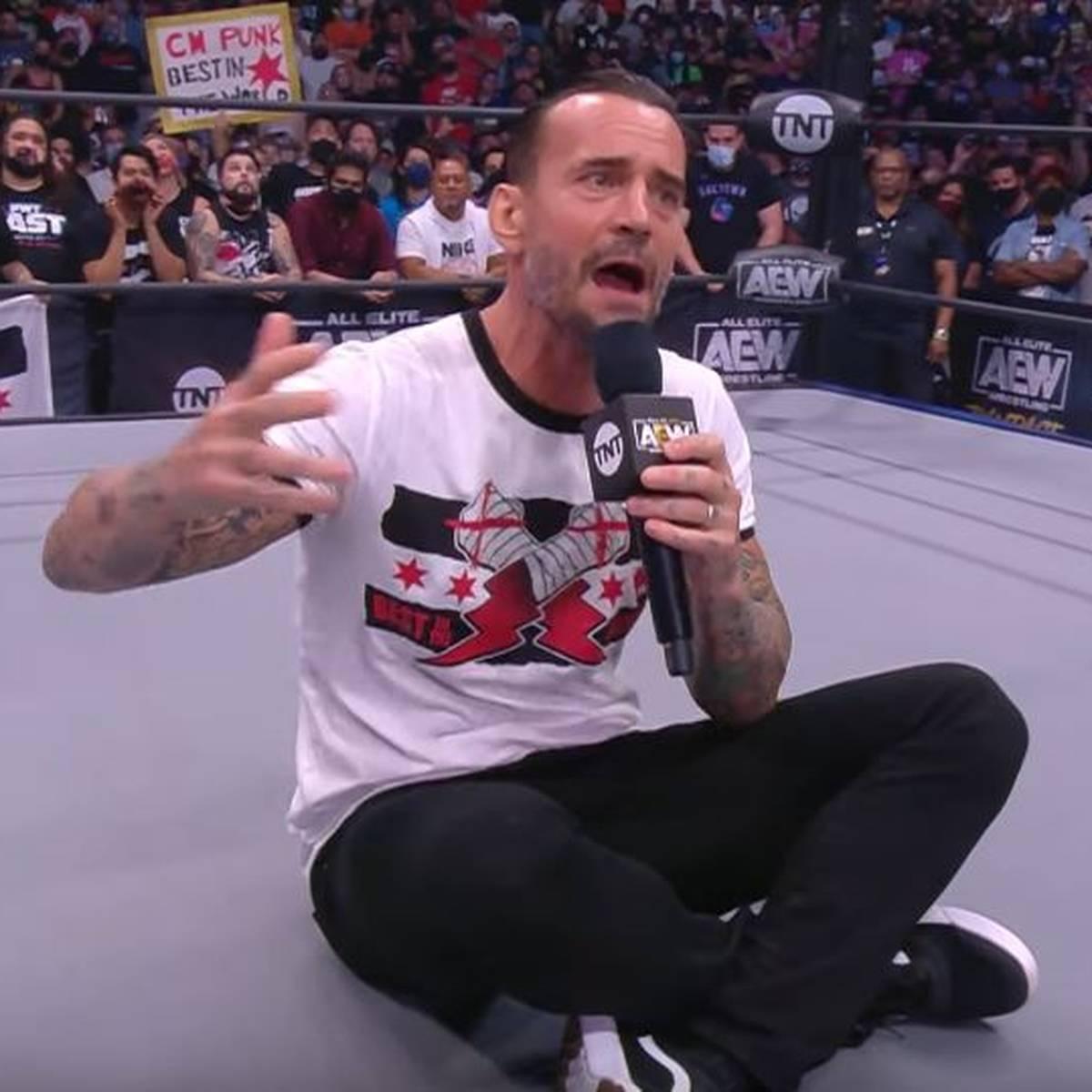 Mit Hieben gegen WWE: CM Punks komplette Comeback-Rede