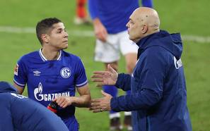 Chaos auf Schalke: Wollten Spieler Trainer Gross stürzen?