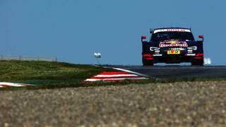 DTM German Touring Car Moscow - Race