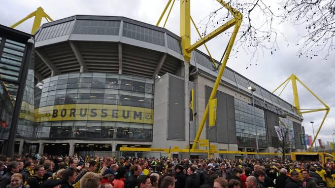 Im Dortmunder Stadion wird das günstigste Bier der Liga ausgeschenkt