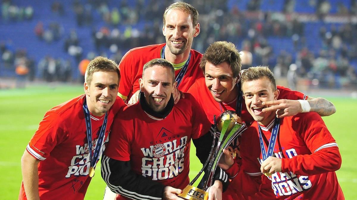 2013 gewann der FC Bayern zuletzt den Weltpokal