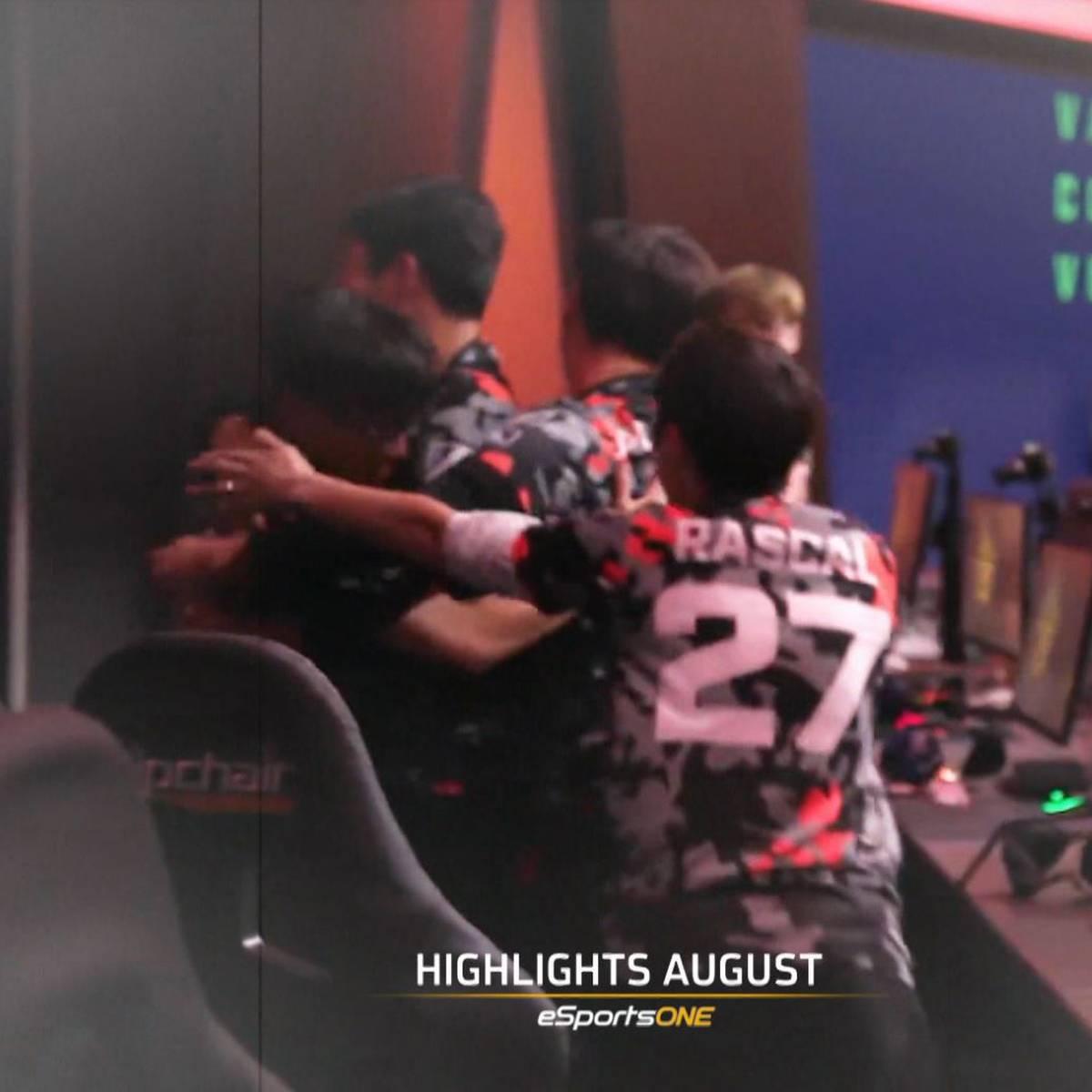Das sind die Highlights auf eSPORTS1 im August