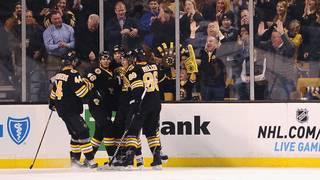 Boston Bruins-Jubel