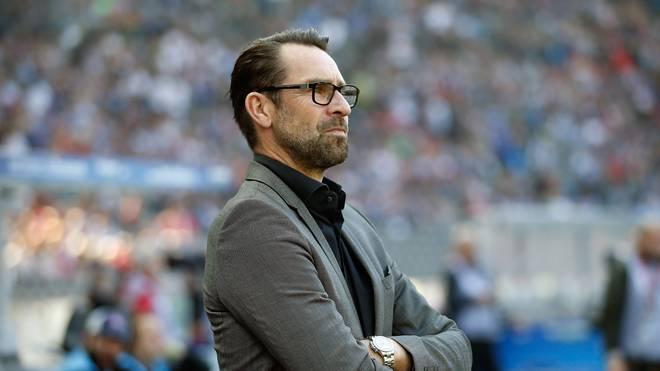 Michael Preetz nahm die Fans der Hertha in Schutz