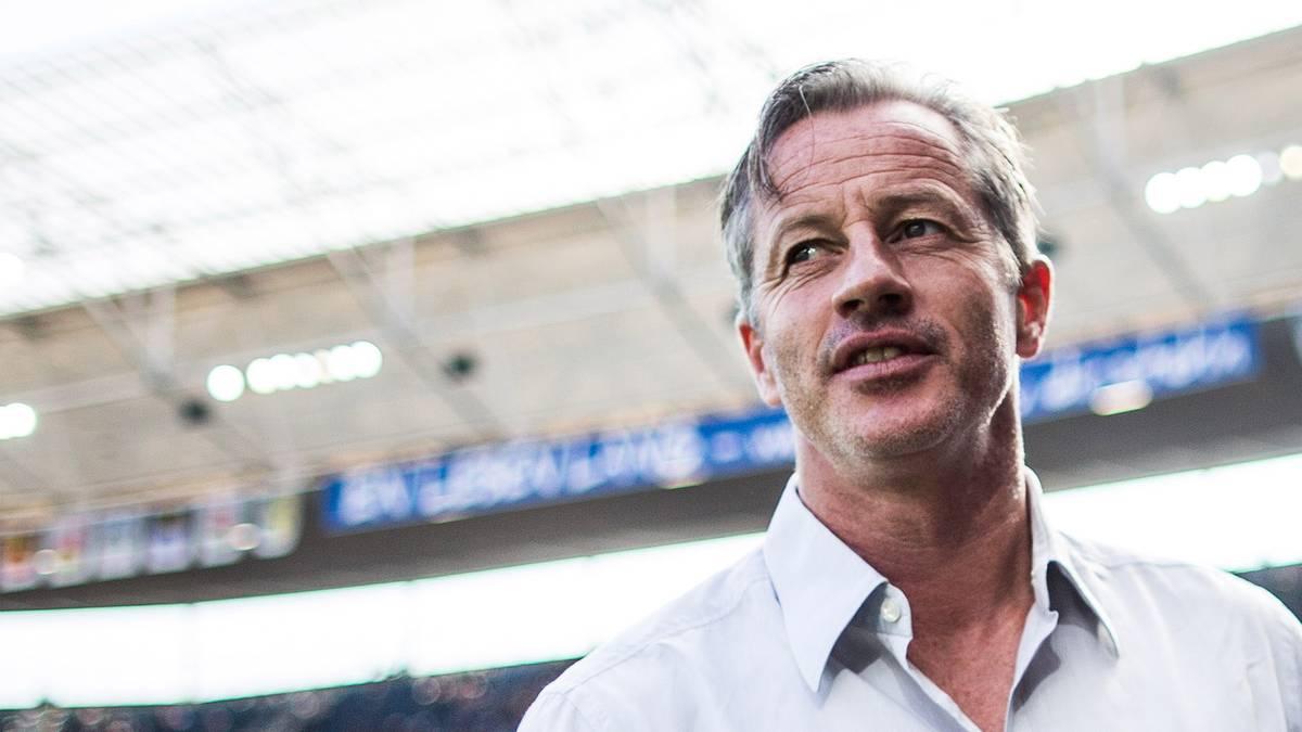 Jens Keller spielte zwischen 2002 und 2005 für Eintracht Frankfurt.