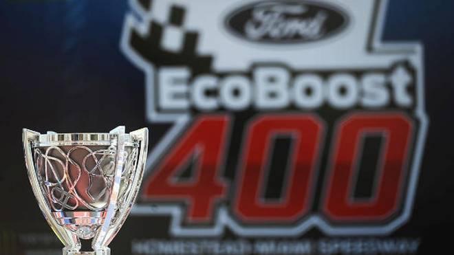 Beim Ford EcoBoost 400 in Homestead wird der NASCAR Cup-Champion ermittelt