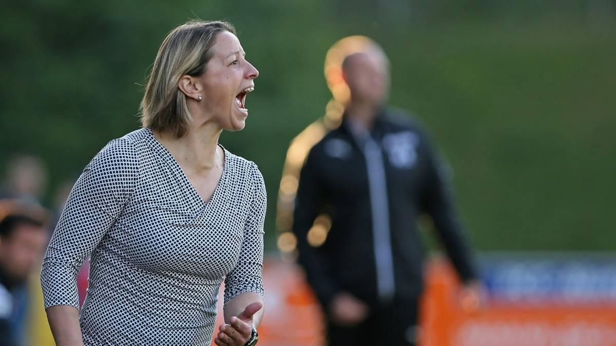 Grings bleibt Cheftrainerin der Zürich-Frauen