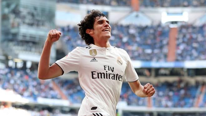 Jesus Vallejo, Transfer, Real Madrid