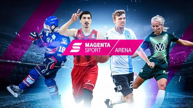 Fußball, Eishockey, Basketball, eSports: SPORT1 startet Magenta Sport: Arena