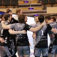 Ab 20 Uhr LIVE: Das Halbfinale im DVV-Pokal