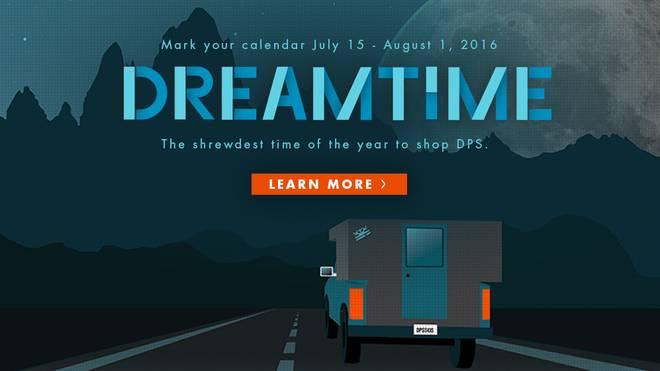 DPS Skis Summer Dreamtime Event