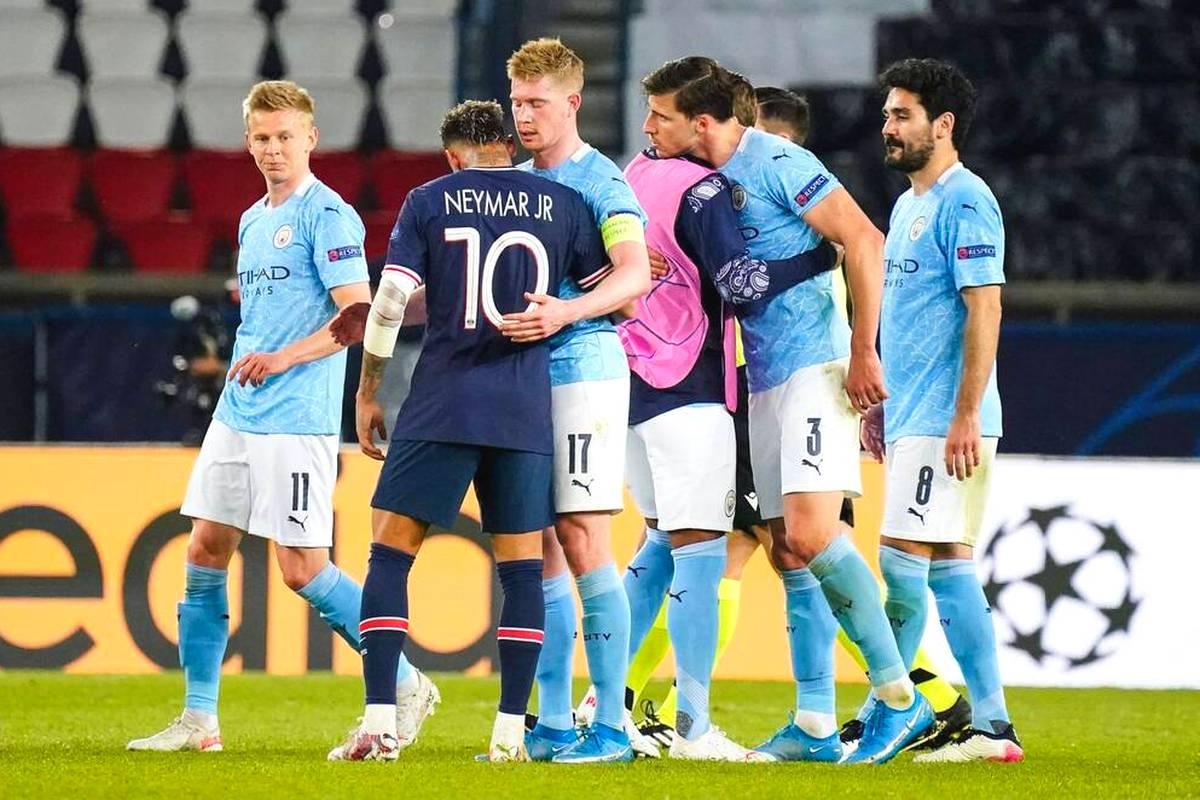 Paris gegen Manchester City ist für viele ein vorweggenommenes Finale. Sportpolitisch bleibt es ein äußerst fragwürdiges Duell. Auch die Bayern reiben sich verwundert die Augen.