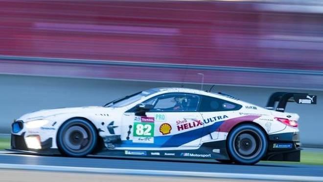 BMW schickt Philipp Eng und Jesse Krohn zusätzlich nach Le Mans