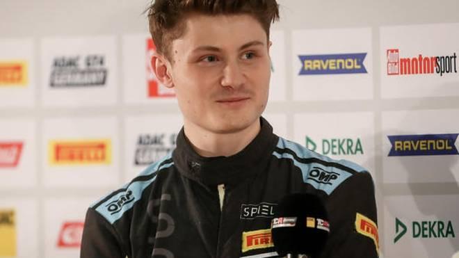 Felix von der Laden freut sich auf die erste Saison der GT4 Germany