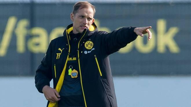 Thomas Tuchel empfängt mit dem BVB den Tabellenzweiten Hertha BSC