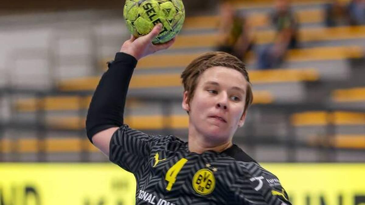 Alina Grijseels war beste Werferin beim BVB