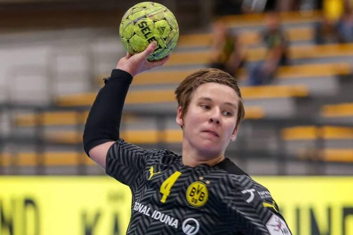 Die Handballerinnen von Borussia Dortmund fahren in der Champions League den zweiten Sieg ein.