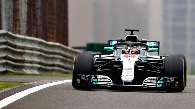 Lewis Hamilton fährt seit 2013 für Mercedes