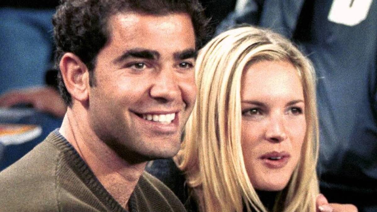 Pete Sampras ist seit 2000 verheiratet mit Schauspielerin Bridgette Wilson-Sampras
