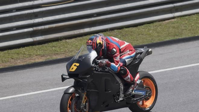 Stefan Bradl landete in Jerez auf Platz zehn