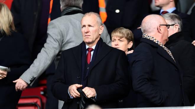 Southampton v Everton - Premier League Seit Januar 2014 ist Ralph Krueger im Management von Southampton tätig