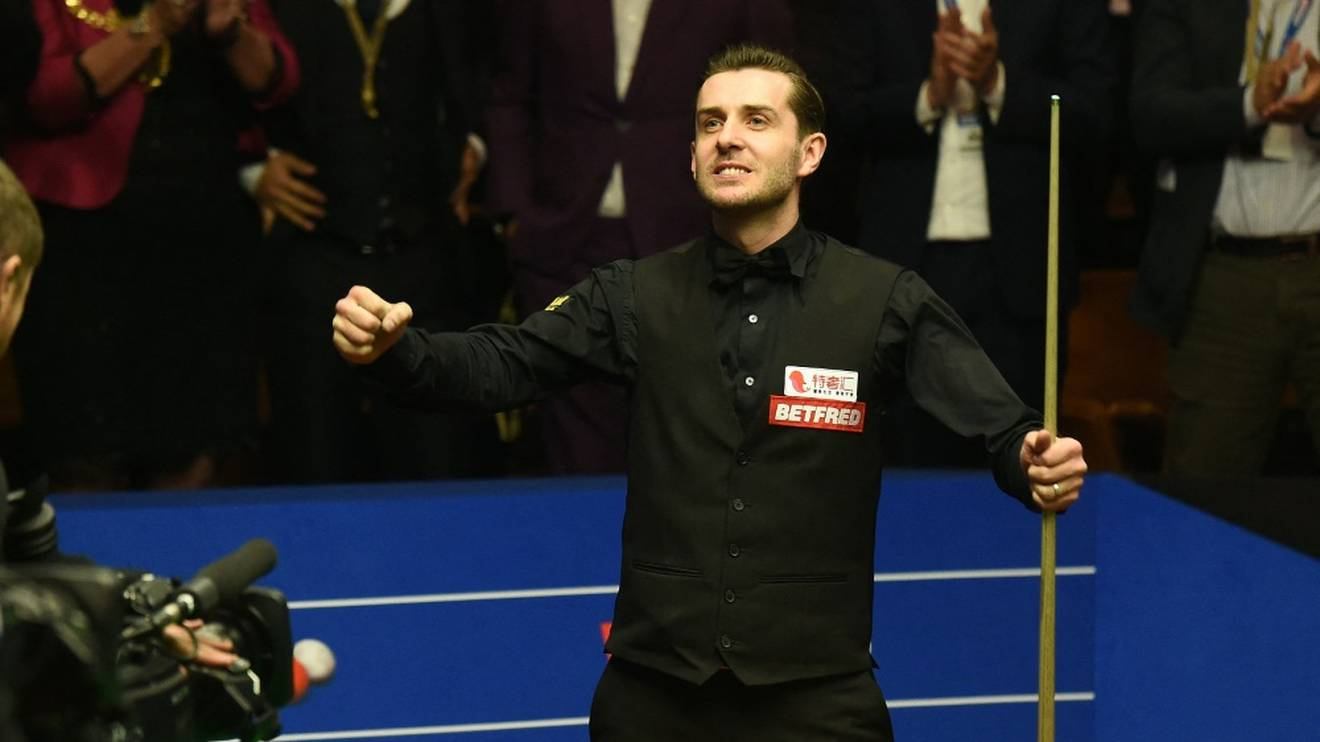 Im Finale: Mark Selby