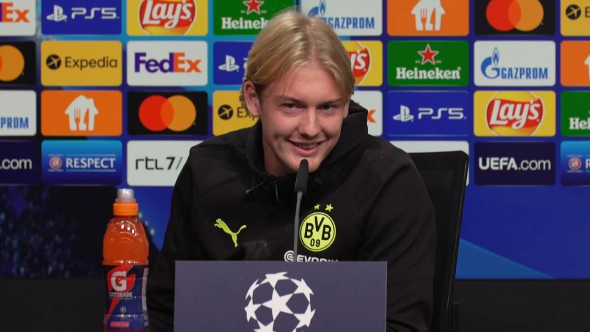 """""""Top Drei der Welt"""" Brandt schwärmt von Ballon d'Or-Kandidat"""
