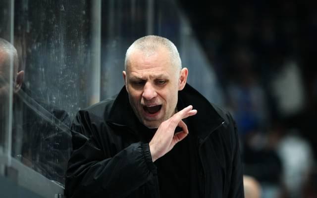 Peter Draisaitl ist neuer Trainer der Kölner Haie