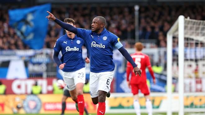 Holstein Kiel v Hamburger SV - Second Bundesliga