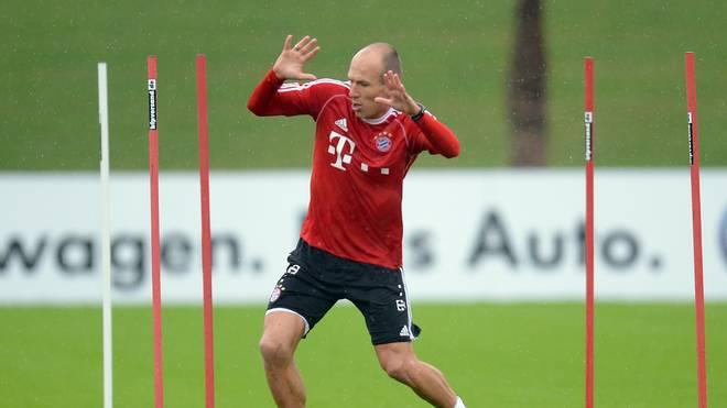 Bayern Muenchen - Doha Training Camp Day 7