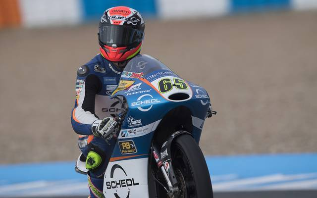 Philipp Öttl landete auf dem 17. Platz