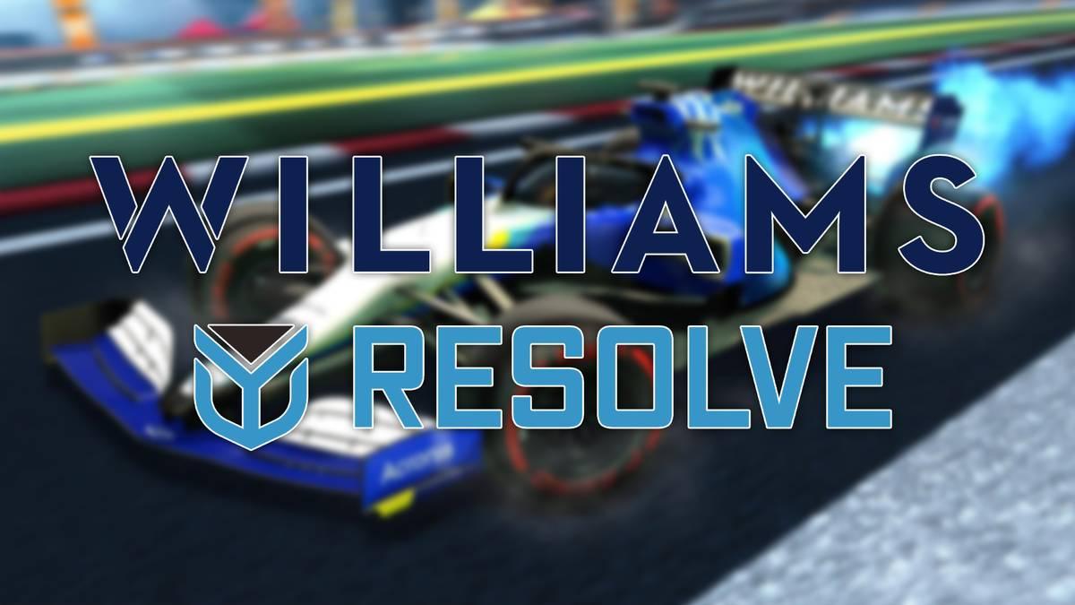 Formel-1-Team Williams steigt in Rocket League ein