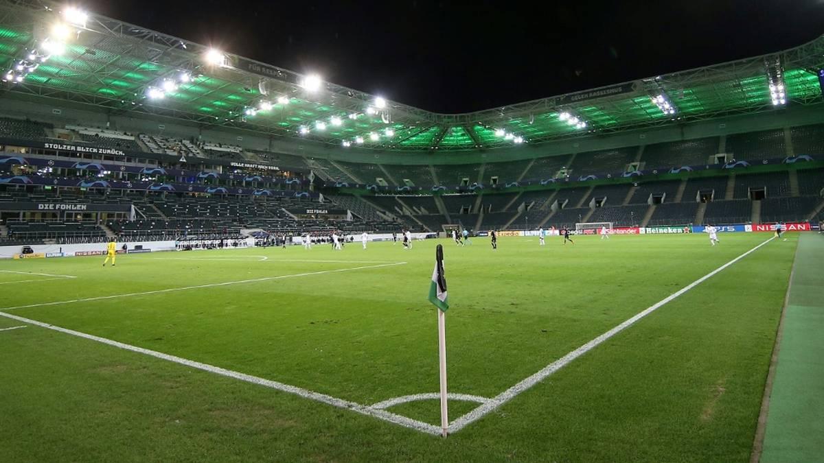 Maximal 23.000 dürfen in den Borussia-Park