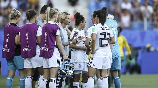 Die deutsche Frauen-Nationalmannschaft trifft auf Nigeria im Achtelfinale