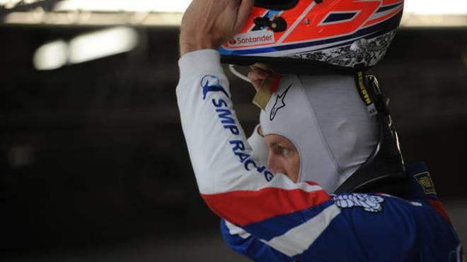 Wie oft wird Jenson Button noch für SMP an den Start gehen?