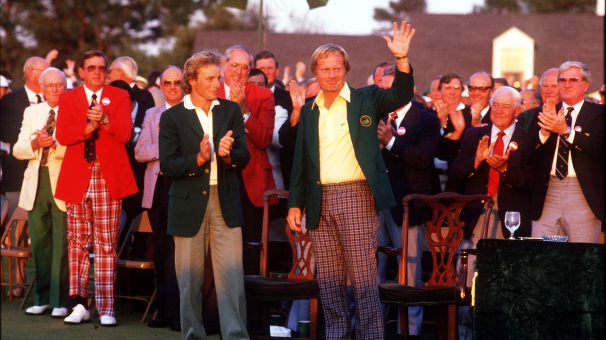 US Masters in Augusta