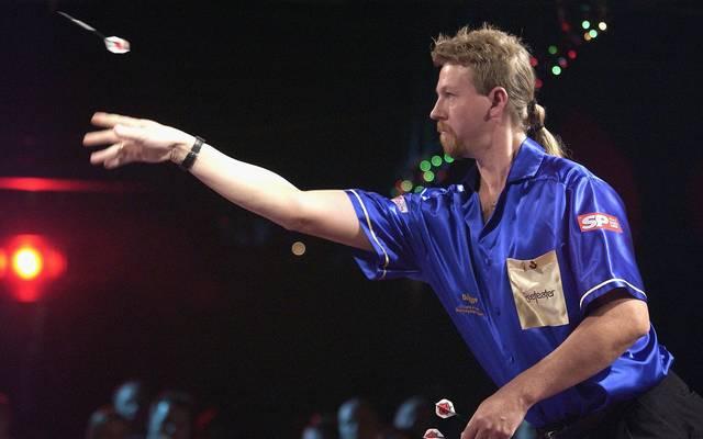 Bei der Weltmeisterschaft 2003 gab Simon Whitlock sein Debüt