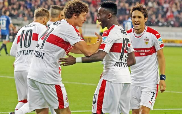 2 Bundesliga 8 Spieltag Vfb Stuttgart Siegt Gegen Greuther Furth