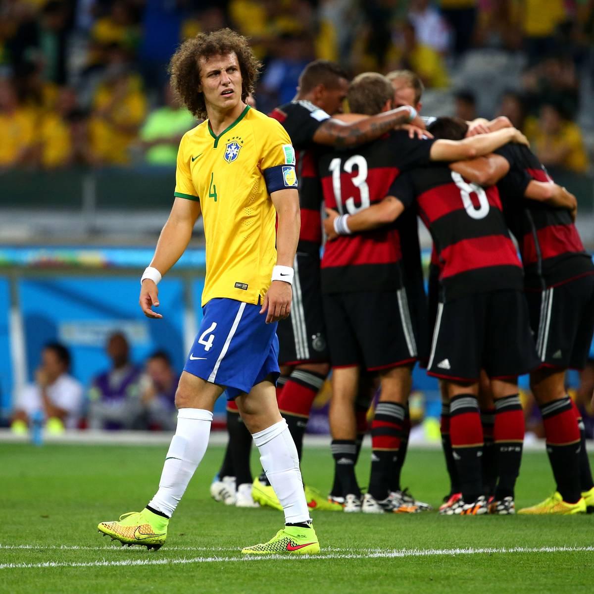 Deutschland Brasilien Das Trauma Des 7 1 Im Wm Halbfinale