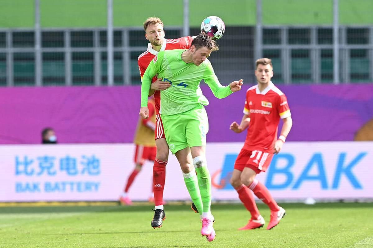 Marvin Friedrich von Union Berlin ist positiv auf das Coronavirus getestet worden und fällt für das Spiel in der Conference League in Rotterdam aus.