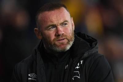 Derby County steht wegen eines Insolvenzverfahrens vor unruhigen Zeiten. Trainer Wayne Rooney äußert sich zu seiner Zukunft bei den Rams.