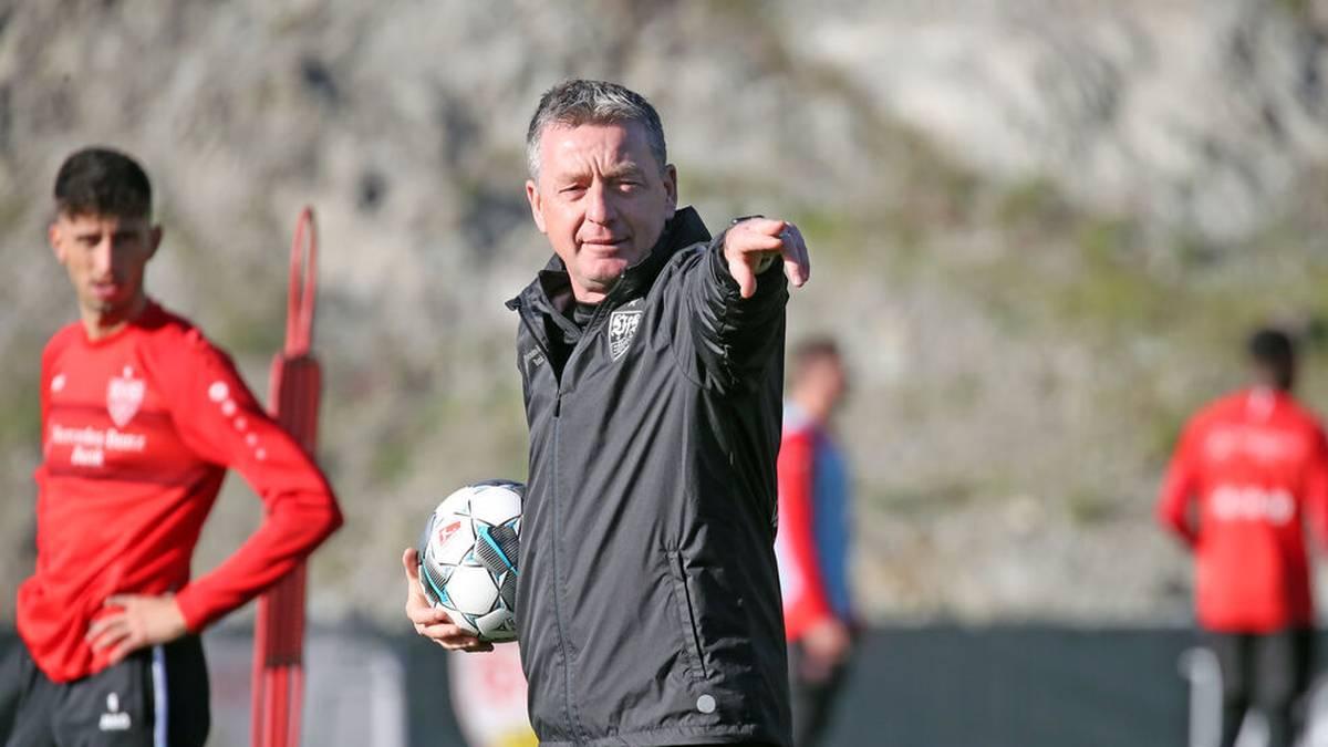 Rainer Widmayer schließt sich dem FC Schalke an