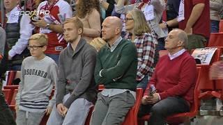 Matthias Sammer und Uli Hoeneß sahen die Niederlage des FC Bayern