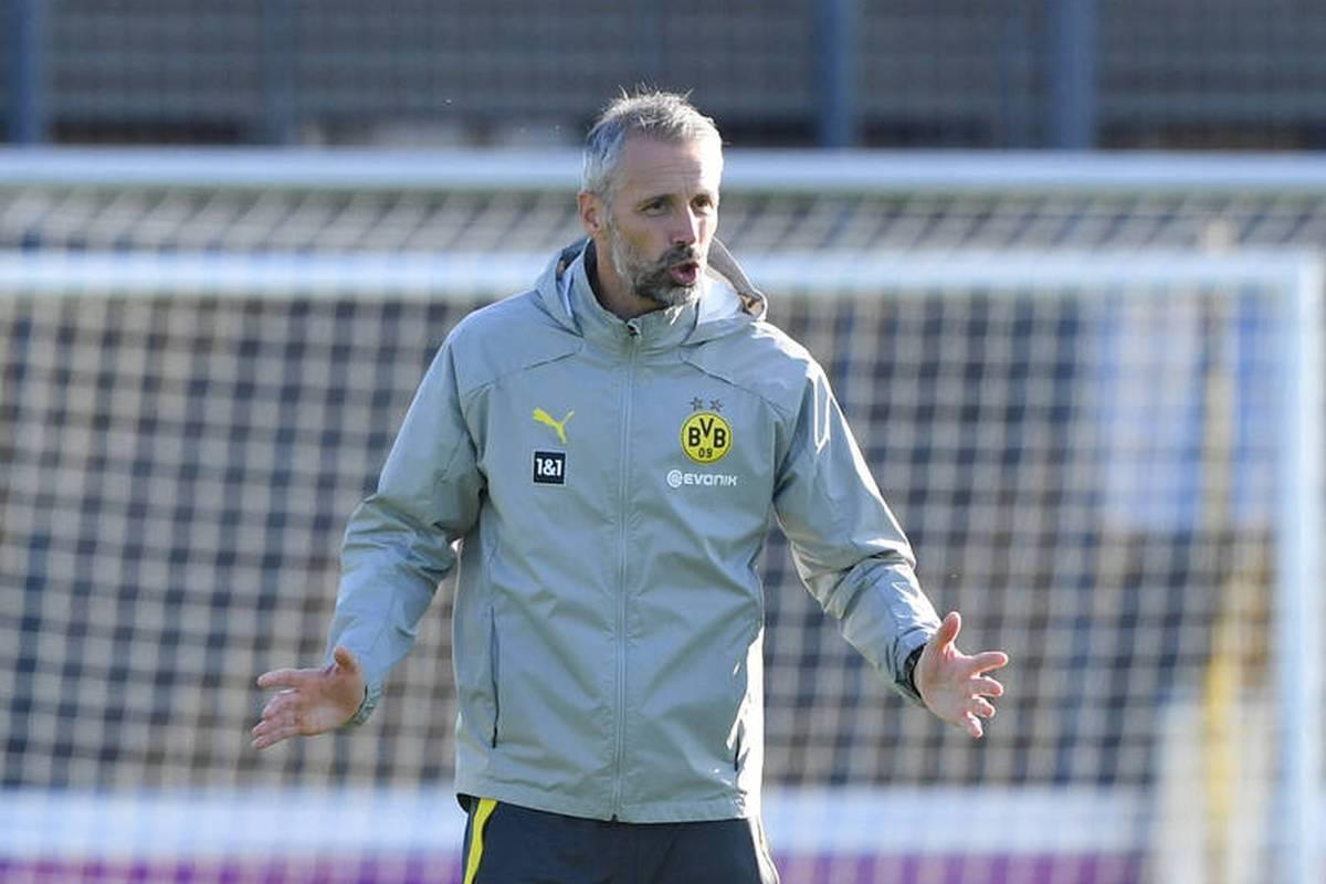 Marco Rose kehrt mit Borussia Dortmund zurück zu seinem alten Klub Borussia Mönchengladbach. Um ihn vor enttäuschten Fans zu schützen, wird der Trainer weitestgehend aus der Schusslinie genommen.
