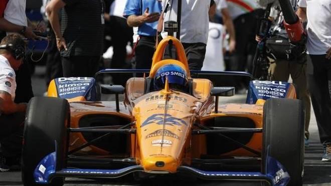 Fernando Alonso wird die IndyCar-Serie nicht in Vollzeit bereichern