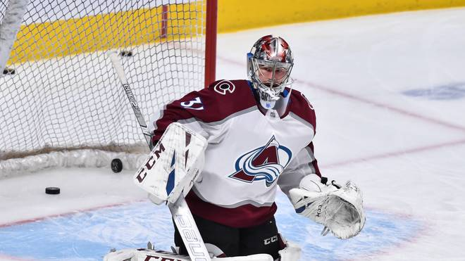 NHL: Philipp Grubauer und Colorado Avalanches schlagen Vegas Knights