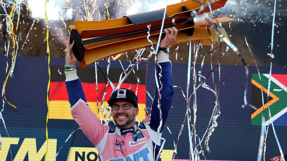 Maximilian Götz ist der neue DTM-Champion