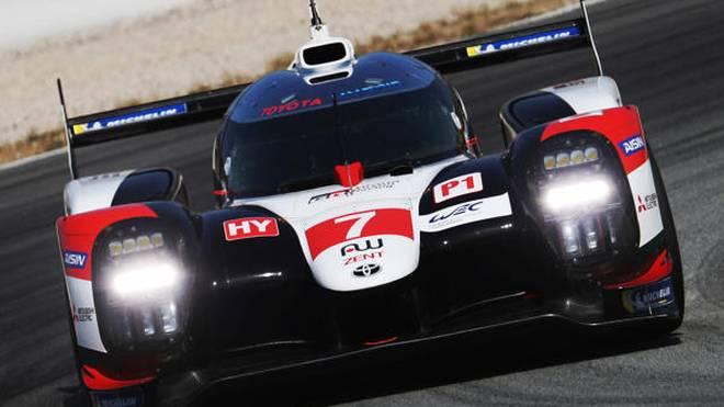 Toyota erwartet harte Konkurrenz in der WEC-Saison 2019/20